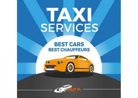 Find Affordable Local or Airport Taxi Service New Jersey